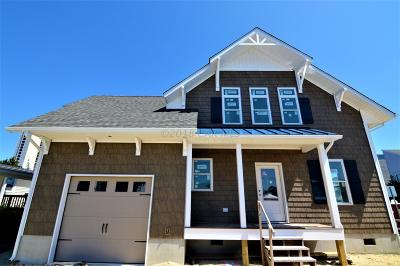 Ocean City Single Family Home For Sale: 204 Artic Ave