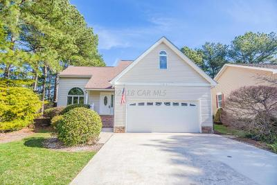 Ocean Pines Single Family Home For Sale: 101 Lookout