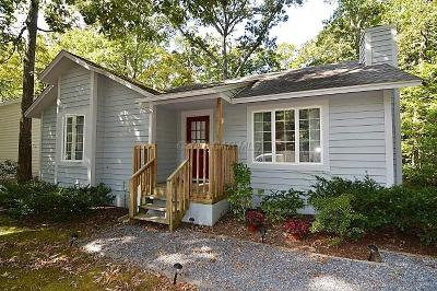 Ocean Pines Single Family Home For Sale: 6 Willow Way