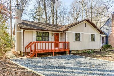 Ocean Pines Single Family Home For Sale: 853 Ocean Pkwy