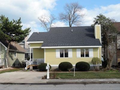 Ocean City Single Family Home For Sale: 13808 Barge Rd