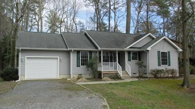 Ocean Pines MD Single Family Home For Sale: $249,000