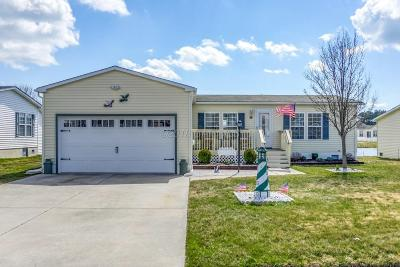 Berlin Single Family Home For Sale: 36 Mystic Harbour Blvd