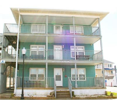 Ocean City Condo/Townhouse For Sale: 105 17th St #12a