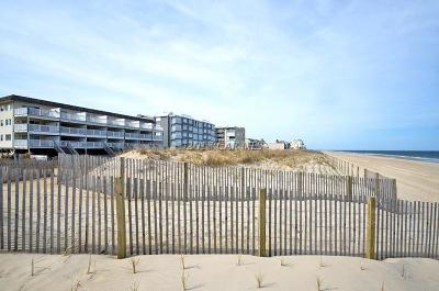Ocean City Condo/Townhouse For Sale: 7601 Atlantic Ave #8