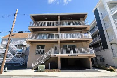 Ocean City Condo/Townhouse For Sale: 12208 Assawoman Dr #3n