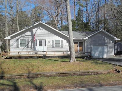 Ocean Pines Single Family Home For Sale: 58 Pinehurst Rd