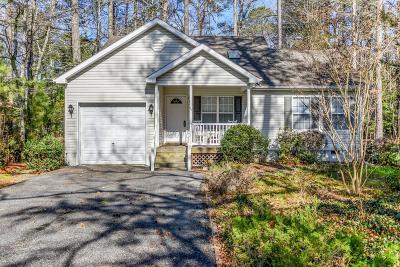 Ocean Pines Single Family Home For Sale: 47 Ocean Pkwy