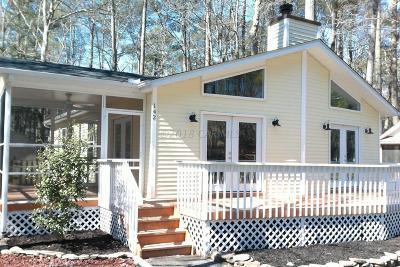 Ocean Pines Single Family Home For Sale: 142 Windjammer Rd