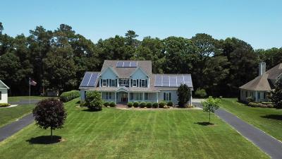 Salisbury Single Family Home For Sale: 4843 Goose Creek Dr