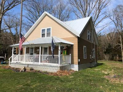 Berlin Single Family Home For Sale: 7713 Libertytown Rd