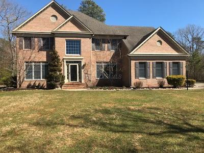 Salisbury Single Family Home For Sale: 5400 Kingsmill Dr
