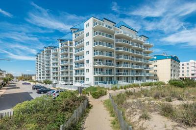 Ocean City Condo/Townhouse For Sale: 8 60th St #601