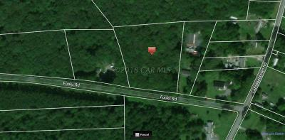 Bishopville Residential Lots & Land For Sale: 9409 Fooks Rd