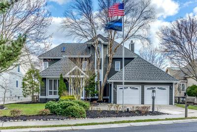 Ocean City Single Family Home For Sale: 301 White Heron Ct