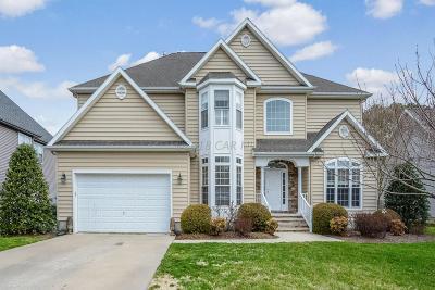 Ocean City Single Family Home For Sale: 12515 Whisper Trace Dr