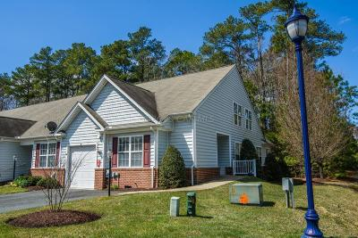 Ocean Pines Single Family Home For Sale: 31 Hatteras St