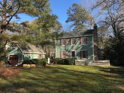 Berlin Single Family Home For Sale: 16 Bearberry Rd