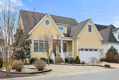 Ocean City Single Family Home For Sale: 307 N Heron Gull Ct