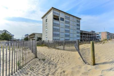 Ocean City Condo/Townhouse For Sale: 13700 Wight St #3 S
