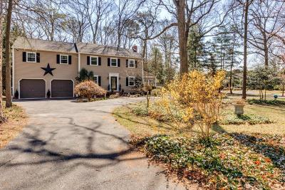 Salisbury Single Family Home For Sale: 1503 Woodland Rd