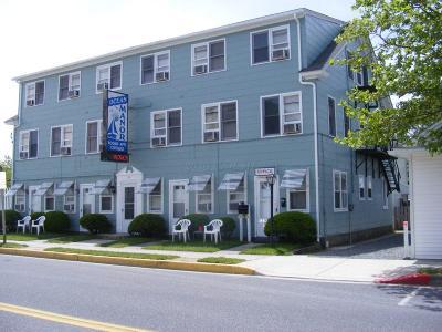 Berlin, Bishopville, Ocean City, Ocean Pines Commercial For Sale: 500 S Baltimore Ave