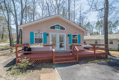 Ocean Pines Single Family Home For Sale: 1 Mayflower Ct