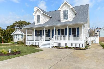Ocean City Single Family Home For Sale: 12901 Swordfish Dr