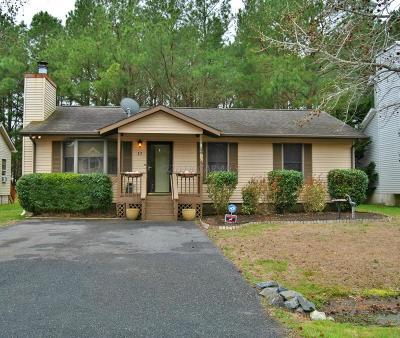 Ocean Pines Single Family Home For Sale: 12 Bridgewater Rd