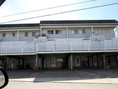 Ocean City Condo/Townhouse For Sale: 6709 Atlantic Ave #14