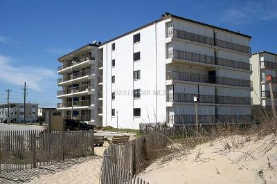 Ocean City Condo/Townhouse For Sale: 4 123rd St #303