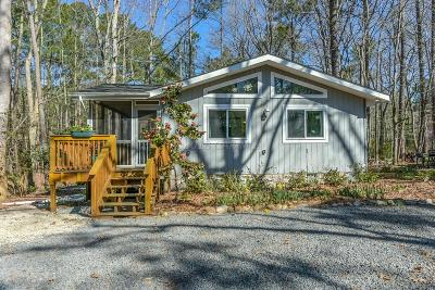 Ocean Pines Single Family Home For Sale: 5 Cresthaven Dr