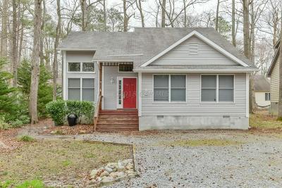 Ocean Pines Single Family Home For Sale: 5 Whitecap Ln