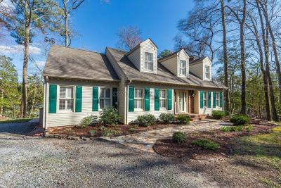 Bishopville Single Family Home For Sale: 12442 Collins Rd