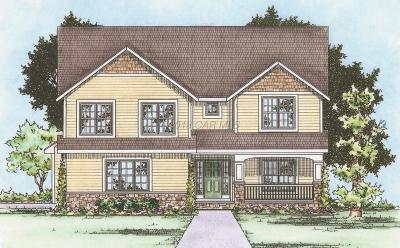Salisbury Single Family Home For Sale: Lot 13 Orkney Ct