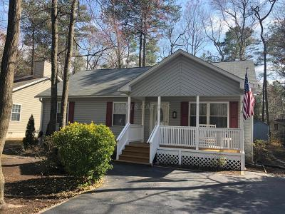 Ocean Pines Single Family Home For Sale: 5 Haven End