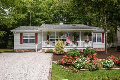 Ocean Pines Single Family Home For Sale: 4 Abbott Place
