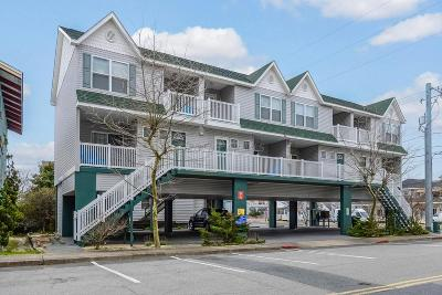 Ocean City Condo/Townhouse For Sale: 15 79th St #A