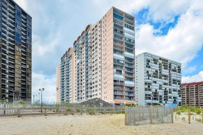 Ocean City Condo/Townhouse For Sale: 11000 Coastal Hwy #1311