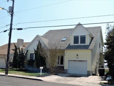 Ocean City Single Family Home For Sale: 203 Old Landing Rd