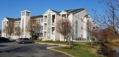 Ocean City Condo/Townhouse For Sale: 9742 Golf Course Rd #305
