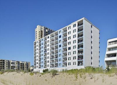 Ocean City Condo/Townhouse For Sale: 9402 Coastal Hwy #803