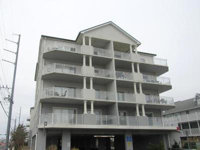 Ocean City Condo/Townhouse For Sale: 5300 Coastal Hwy #402