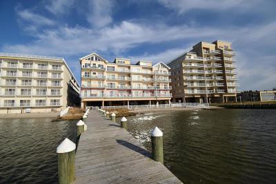 Ocean City Condo/Townhouse For Sale: 4603 Coastal Hwy #206