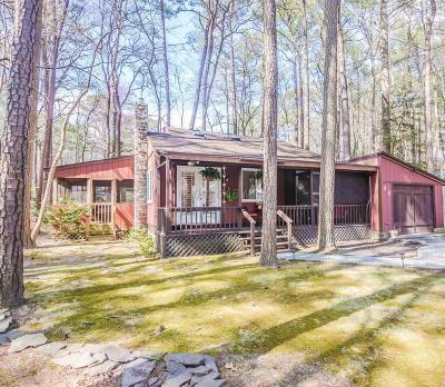 Ocean Pines Single Family Home For Sale: 25 Falcon Bridge Rd