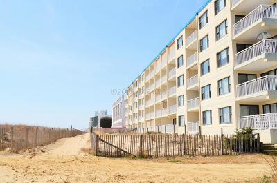 Ocean City Condo/Townhouse For Sale: 3801 Atlantic Ave #412