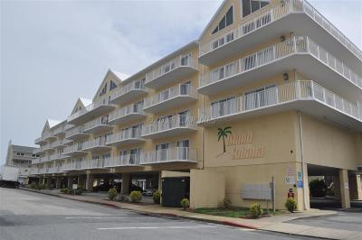 Ocean City Condo/Townhouse For Sale: 9 90th St #308