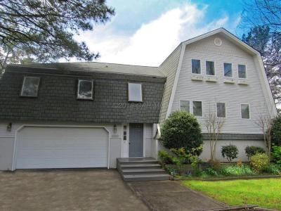 Ocean Pines Single Family Home For Sale: 21 White Sail Cir