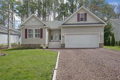 Ocean Pines Single Family Home For Sale: 23 Camelot Cir