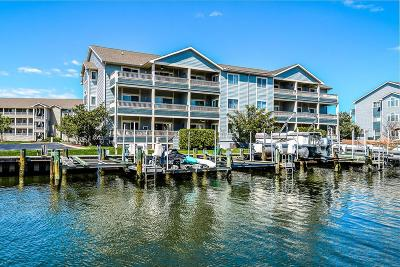 Ocean City Condo/Townhouse For Sale: 203 S Heron Dr #302b